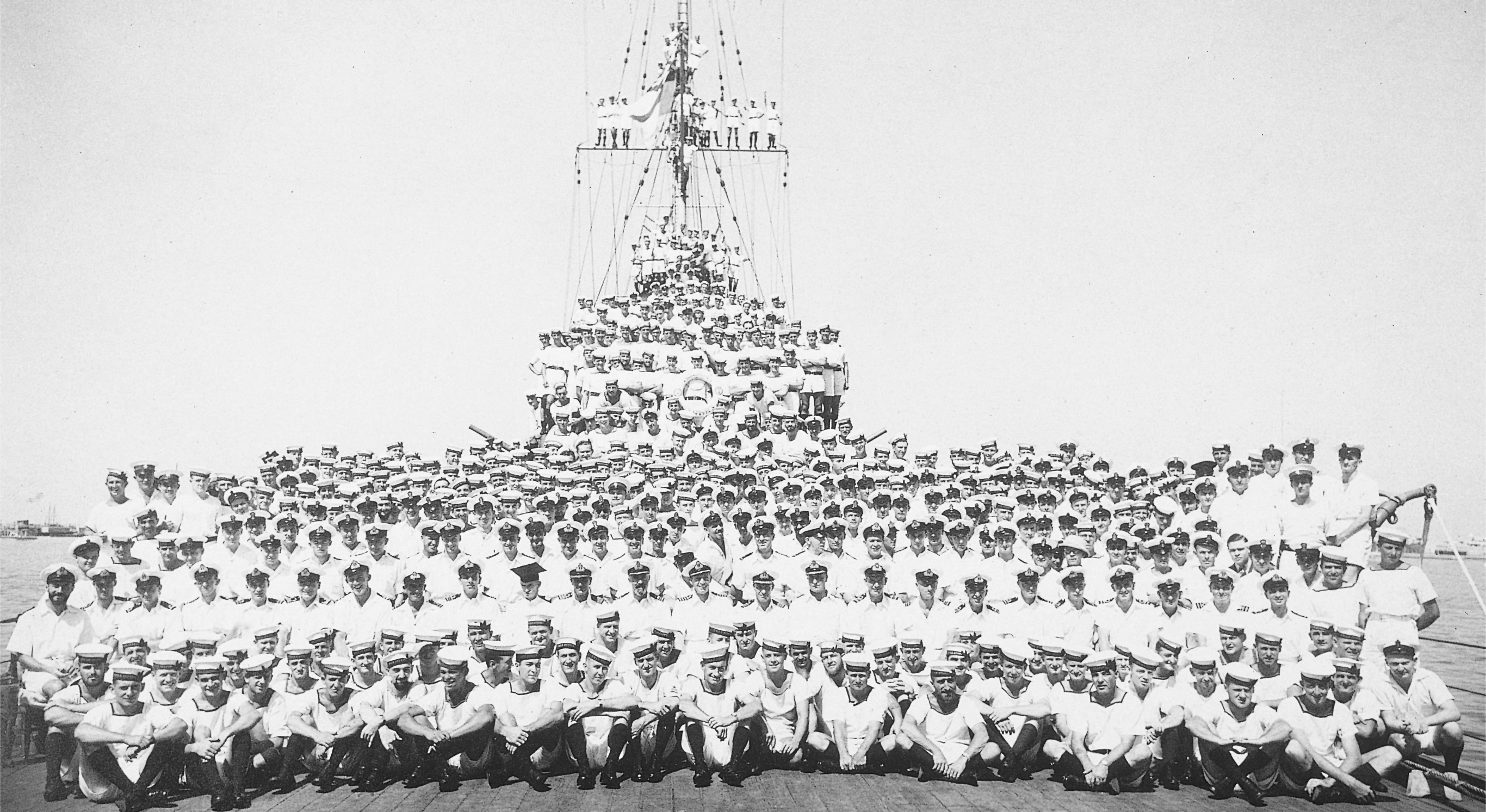 HMAS Sydney II Crew Photo